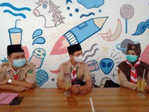 Finalis dari Grobogan Lomba Pembina dan Kamabigus Berprestasi Kwarda Jawa Tengah Tahun 2021